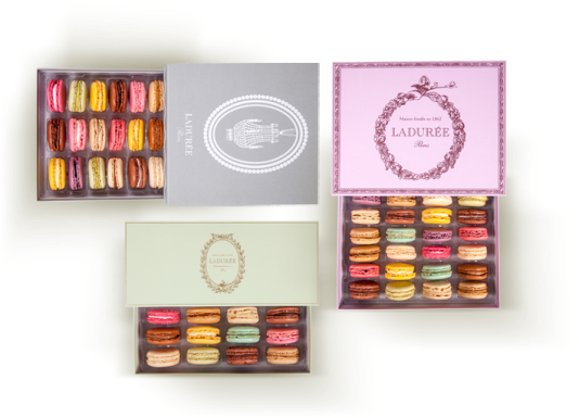 Laduree macarons- gluten free bliss for me