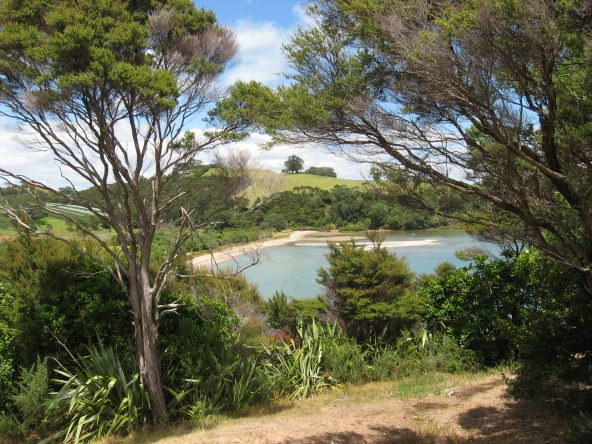 Whakanewha, Waiheke Island