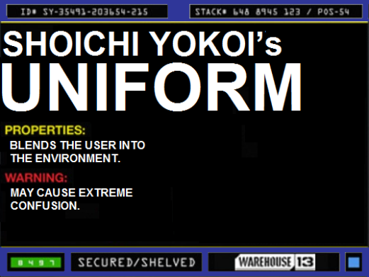 Shoichi_Yokoi's_Uniform