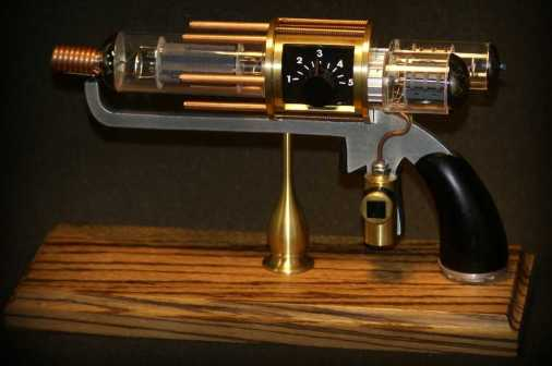 Warehouse-13-Tesla-Prop-Steampunk-Raygun